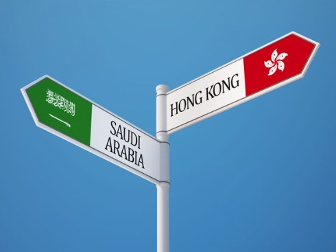 Hong Kong Saudi Arabia